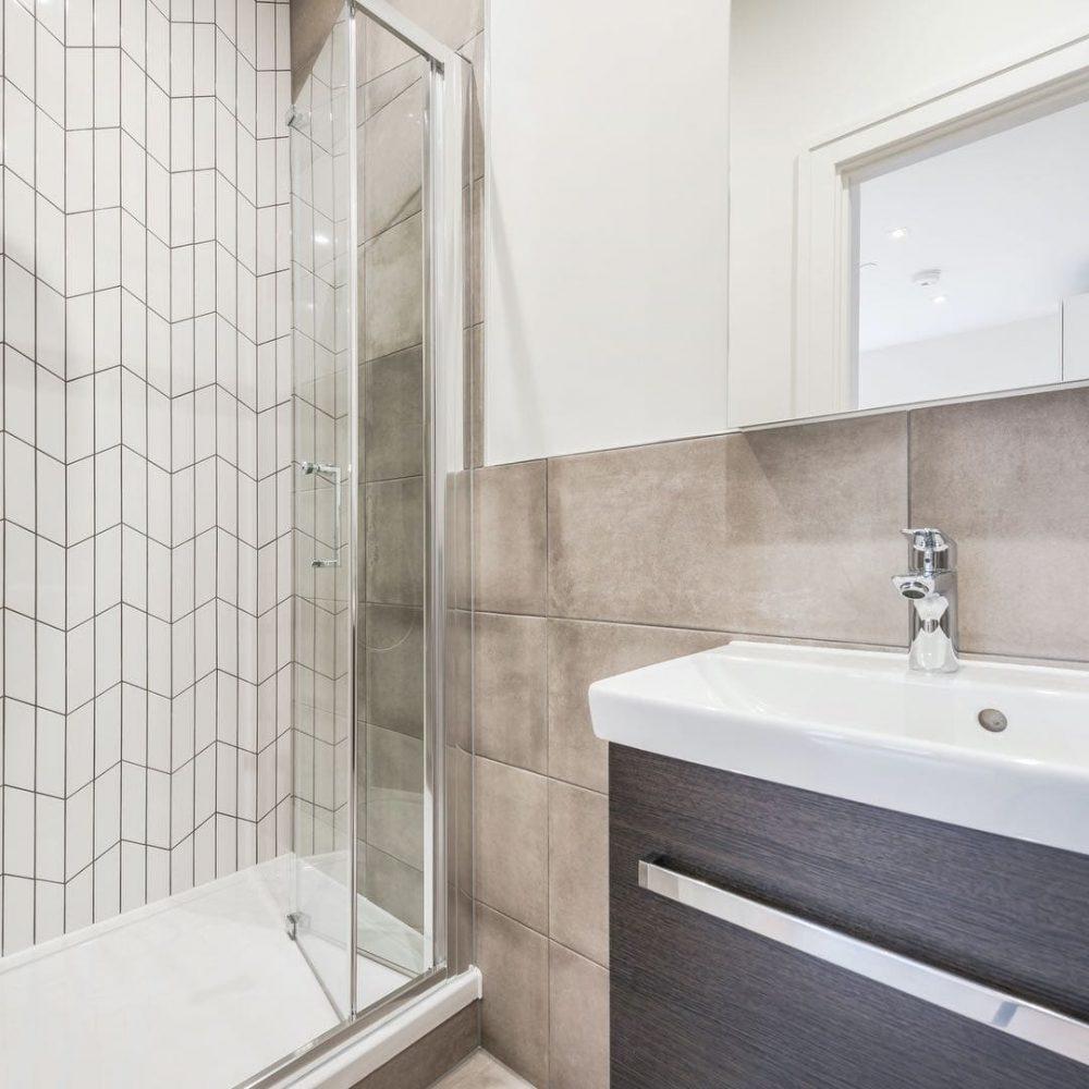 West Coast MEP Becketts House Bathroom